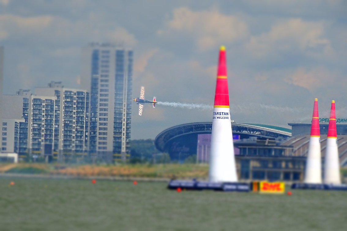 Авиагонки Red Bull Air Race, Kazan 2017