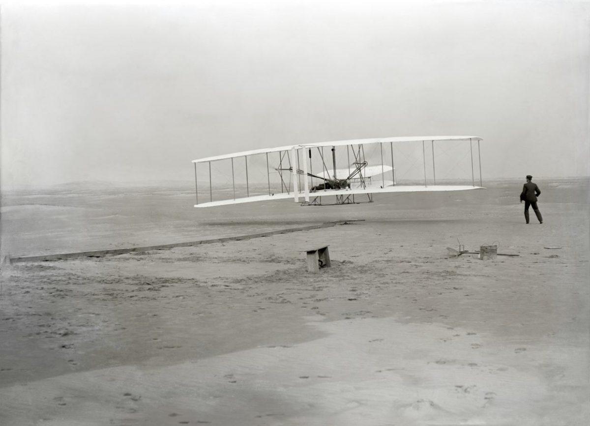 First_flight