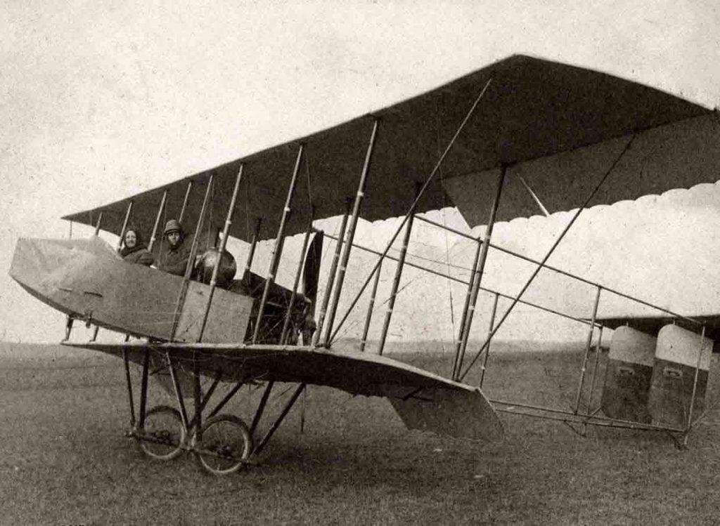 Farman_biplane