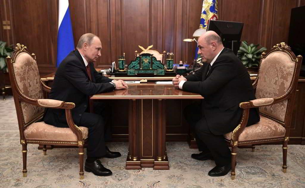 Putin_Mishustinn