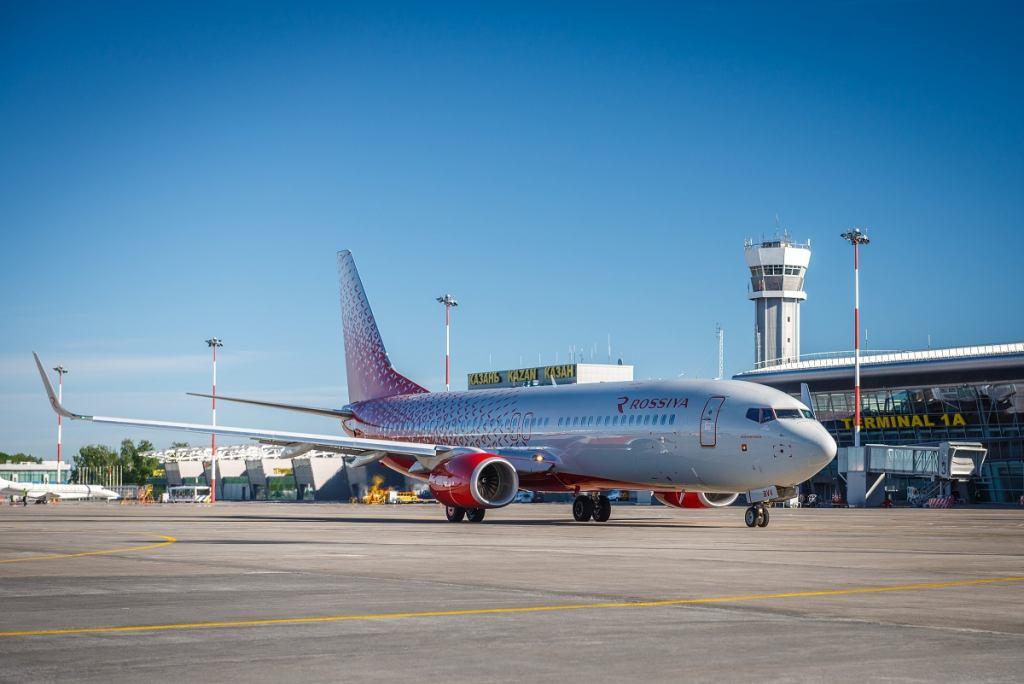 Авиакомпания «Россия» увеличивает количество рейсов из Казани
