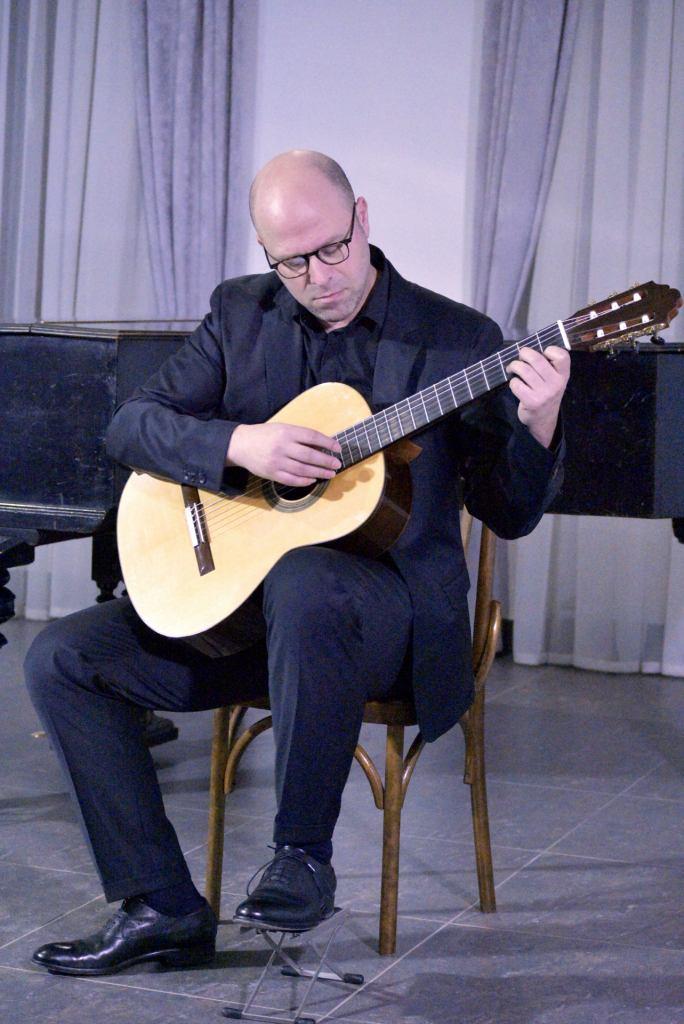 """В марте 2019 года в Казани прошёл Международный фестиваль """"Классическая гитара в XXI веке"""""""