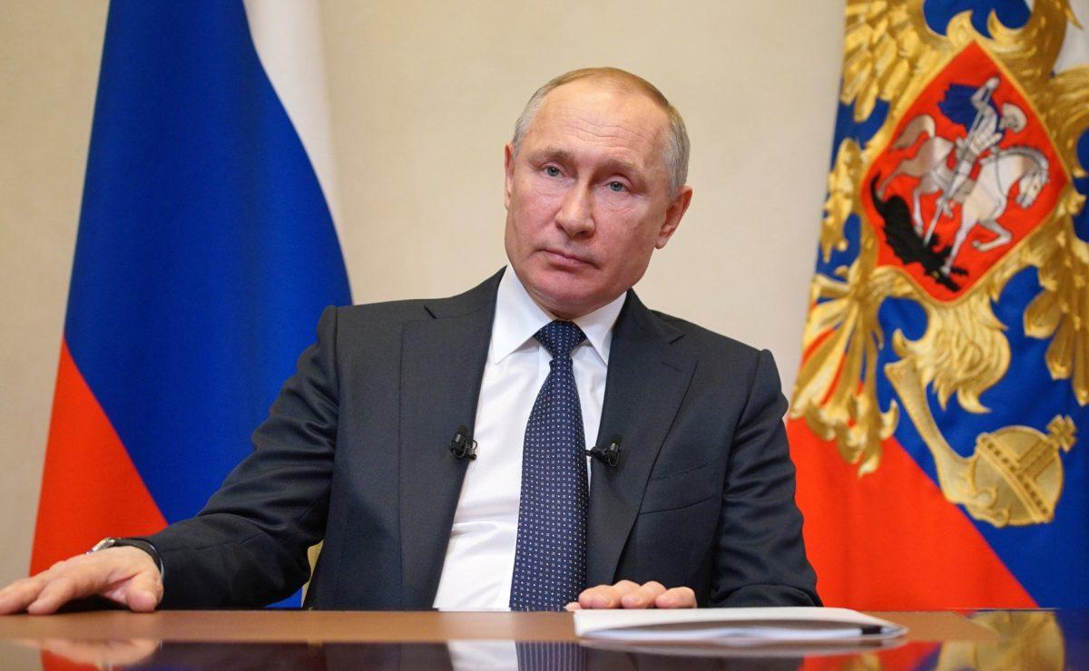 Президент Владимир Путин: обращение к гражданам России, 25 марта 2020 г.