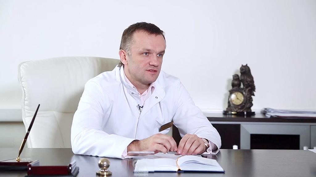 Валерий Вечорко, главный врач московской Городской клинической больницы №15 имени Филатова.