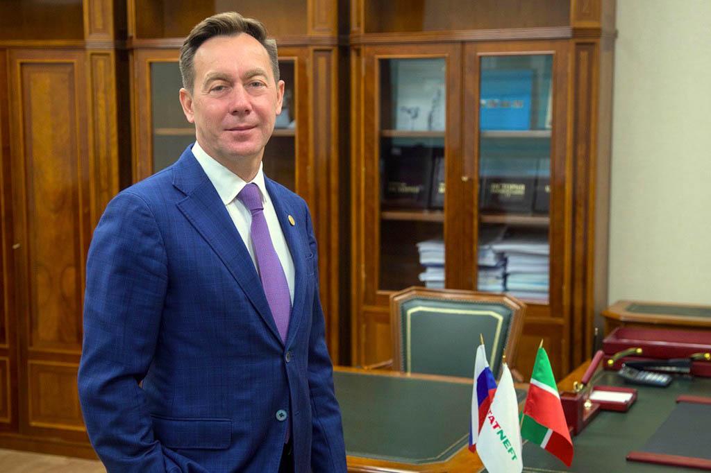 Азат Бикмурзин вступил в должность директора нефтегазохимического комплекса ПАО «Татнефть». Фото: Татнефть