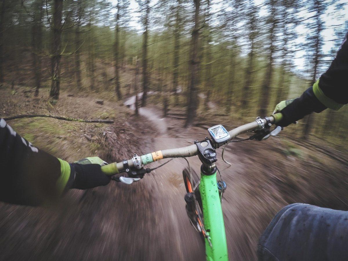 Видео недели: велосипед против квадрокоптера. Фото: pixabay.com