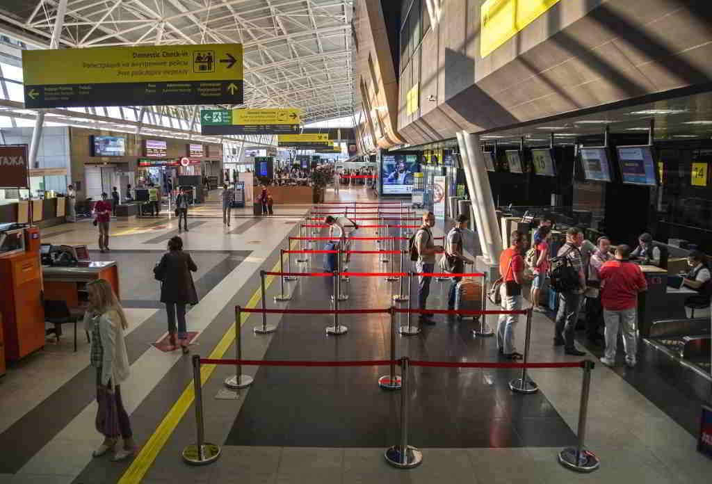 Международный аэропорт «Казань» обслужил 1 000 000 пассажиров с начала года/Фото пресс-службы аэропорта