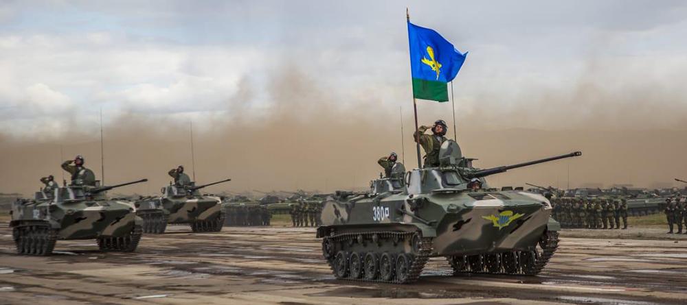 На фото: 2 августа 2020 года в России отмечается День Воздушно-десантных войск, 90-летие их образования/Минобороны РФ