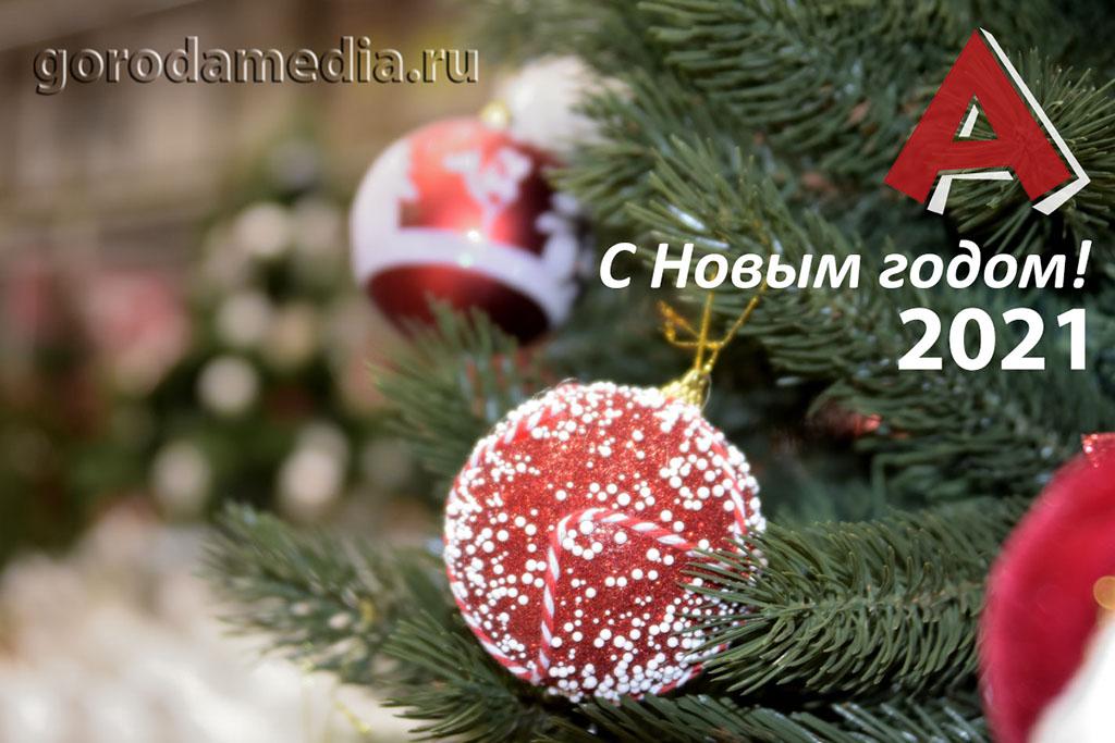 С Новым 2021 годом!/Фото: Игорь Галиев