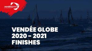 Парусная гонка Vendée Globe 2020-2021 выходит на финишную дистанцию/Фотоизображение Vendée Globe 2020