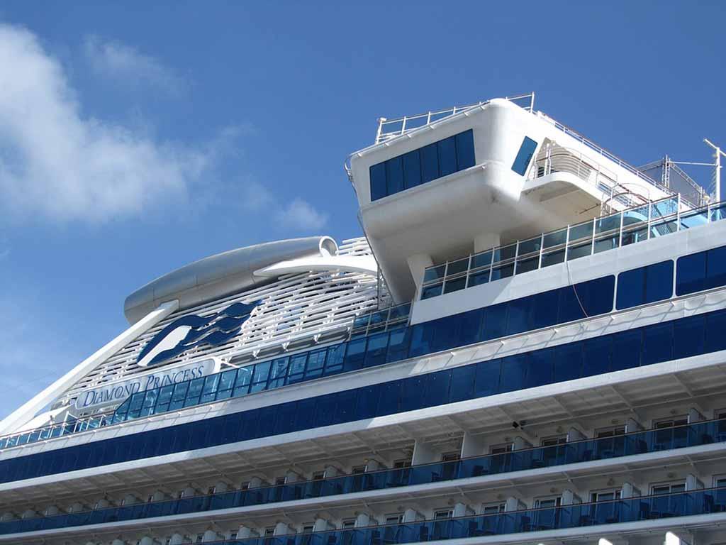 """Около 500 пассажиров круизного лайнера """"Даймонд принцесс"""", среди них и 24 россиянина, высадились на берег в японском порту Йокогама после 14-дневного карантина из-за вспышки болезни Covid-19, вызванной коронавирусом, на борту судна/ Фото:pixabay.com"""