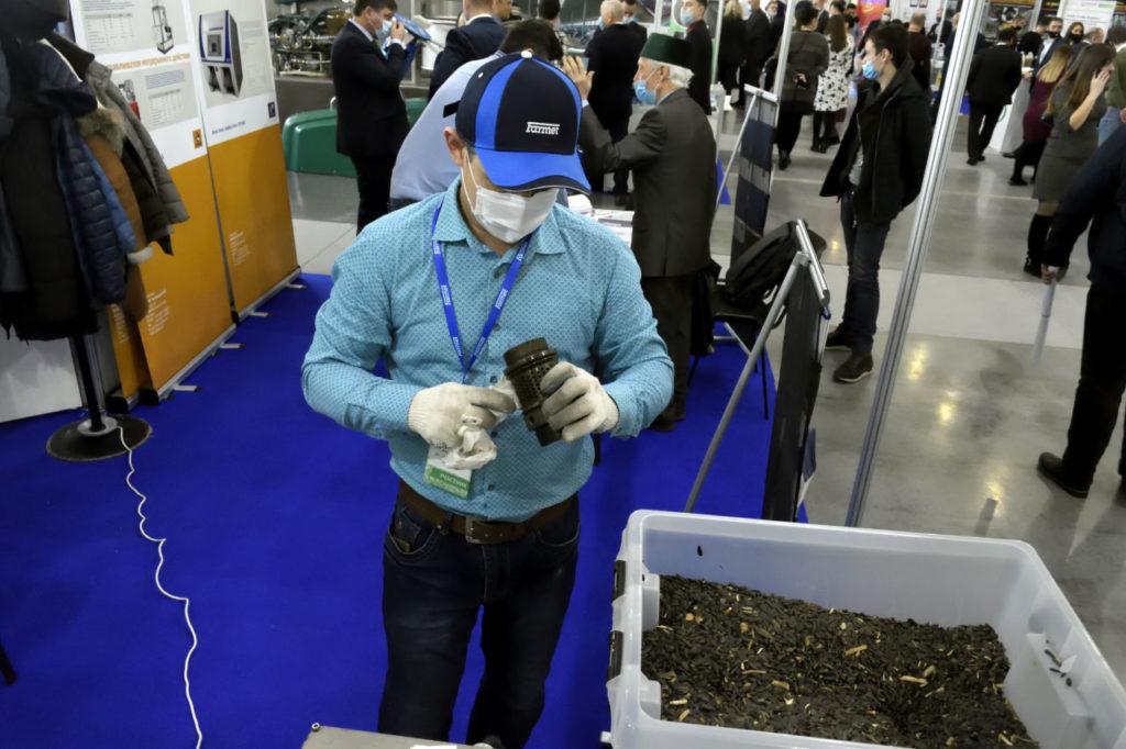 Агротехнологическая выставка «ТатАгроЭкспо».